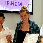 Margaux Simon thérapeute diplômée médecine traditionnelle chinoise pratique acupuncture massage relaxation bien-être